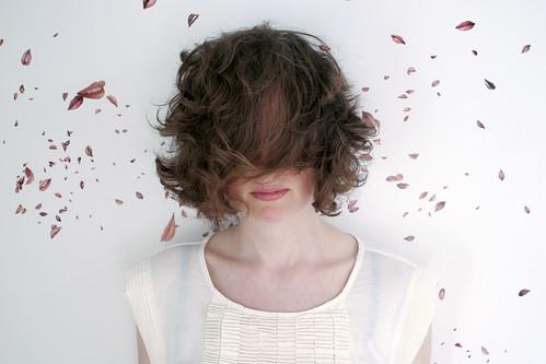 Kathryn Calder hair