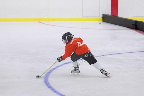 day 2667: honing hockey skills.