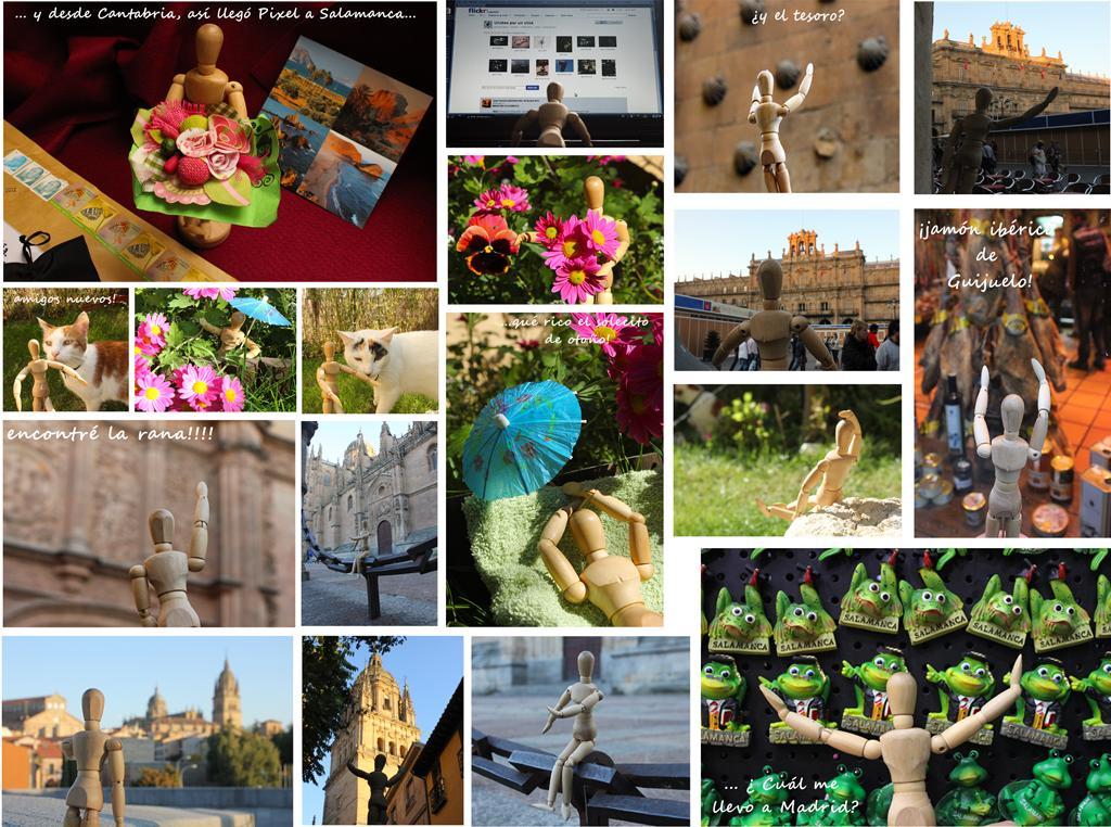 Pixel en Salamanca