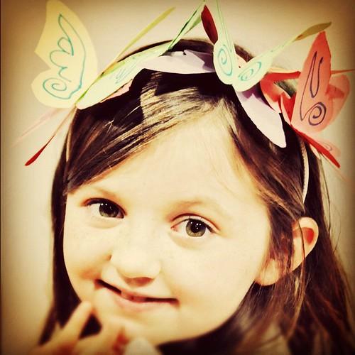 Chica Mariposa