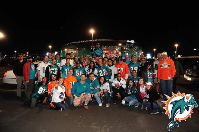Week 6: Miami Dolphins Vs New York Jets
