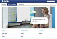 Beste digitale sollicitatie-ervaring: weer Deloitte