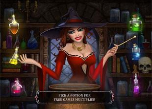 free Halloween Fortune slot bonus