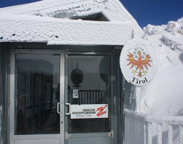 Zugspitze Austria