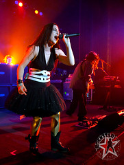 Evanescence - The Royal Oak Music Theater - Royal Oak, MI - Oct 24th, 2011