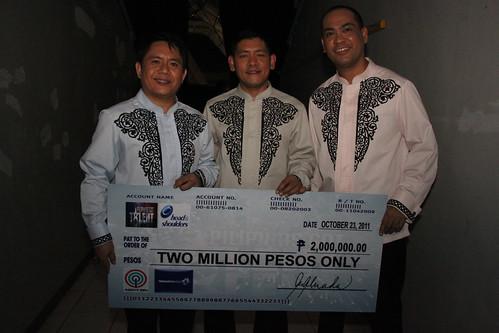 Maasinhon Trio
