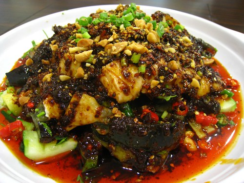 Kou Shui Ji @ $13.40 from Chengdu Restaurant, Outram Road