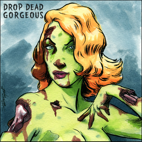 Miss Zombie '59 by Manly Art