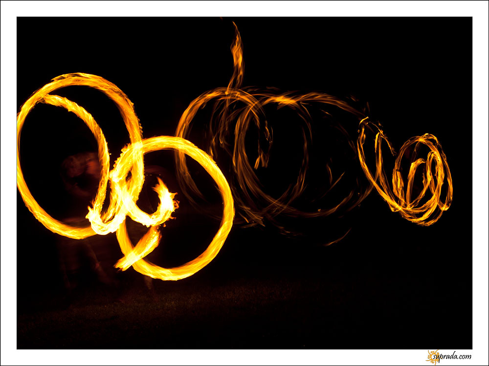 Fire Dancers - 6