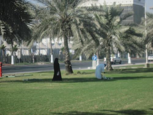 Picnic on Corniche