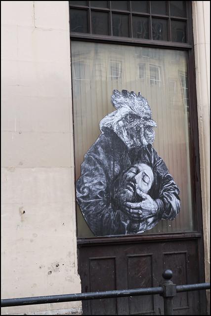 Leith streetart