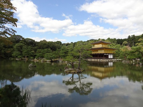 Kinkakuji: Gold Pavilion - Kyoto by girl from finito