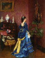 Auguste Toulmouche (ARTECULTURA) Tags: artes pintores pintoresfranceses augustetoulmouche