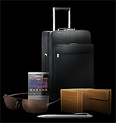 Product portfolio includes the P'9981 smartphone, watches, sunglasses, luggage, electronic products, a line of fragrances for men as well as a sport and fashion collection