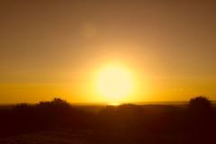 Sunset over the Irish Sea (billnbenj) Tags: sunset orange cumbria barrow irishsea orangeglow