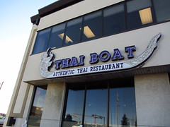 Thai Boat - Outside