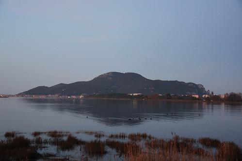Mount Buciero Reflection