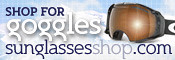 Snow Goggles at Sunglasses Shop
