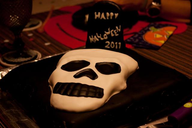 halloween :: bolo campa