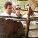Rahul Gandhi on a local sweet shop in Jaunpur (7)