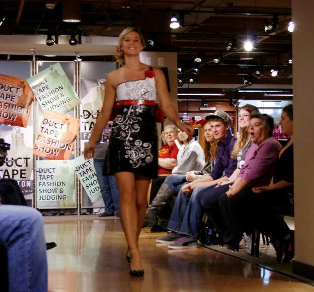 MBS Foreword Online - Iowa State Duct Tape Fashion Show