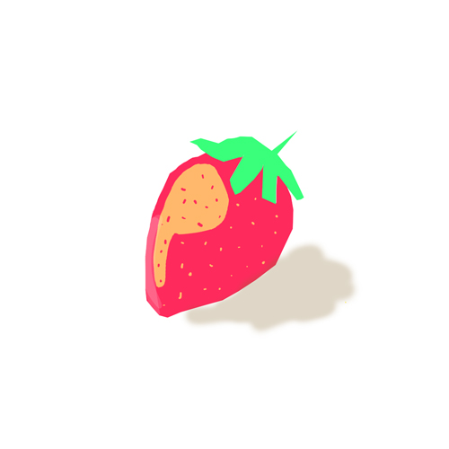 totally awesome strawberry