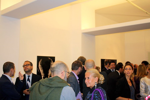 Gallery Opening Night