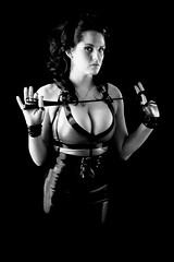Untitled (David Arran Photography) Tags: blackandwhite bw monochrome blackwhite nikon rubber weeklysurvivor rubberworld rubberist commandperformance d80femdomfetishlatex femdomfetishlatexnikon fetishlatexnikon latexnikon missrubberworld2012