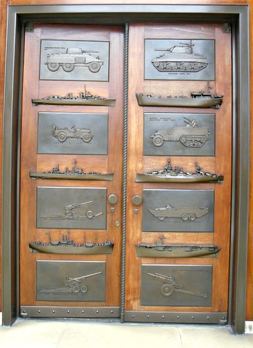 The Memorial Chapel Doors