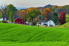 Joyful Simplicities Lancaster PA (Northern Straits Photo) Tags: autumn horse colour fall landscape pennsylvania farm amish pa lancaster fields redbarn northernstraitsphotography