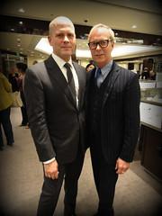 Richard Lambertson & John Truex