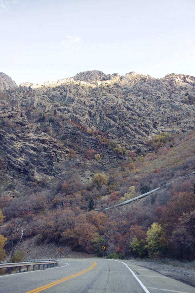 Salt Lake City canyon 10