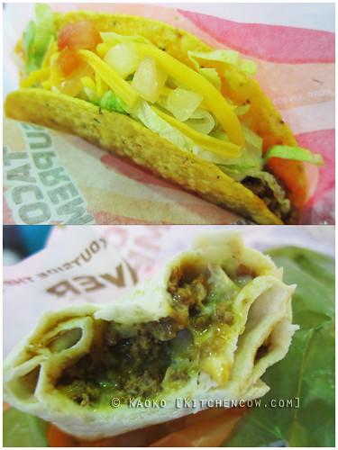 Taco Bell Guam - Taco and Burrito