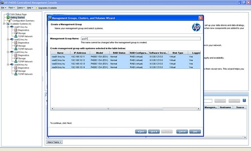 HP LeftHand P4000 Virtual SAN Appliance Software #7