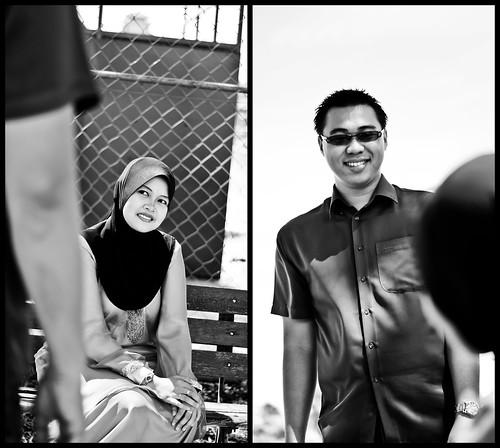 Pre-Wedding Liza+Faizan
