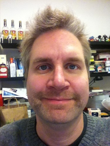 Movember - Day 11