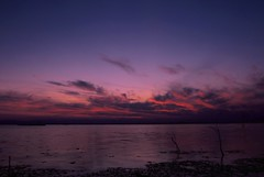 Thermaikos sunset (dkilim) Tags: sunset sea nikon fuji greece velvia macedonia fm2 kalochori