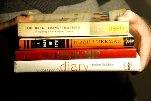 October 2011 Reads