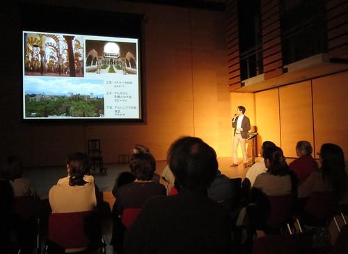 川瀬氏のトーク/スペイン 2011年11月12日 by Poran111