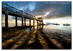 """Sunrise @ Imperial Palace Shoreline"" :: Mactan Island Cebu (alner_s) Tags: sunrise landscapes seascapes philippines tokina cebu imperialpalace cebucity blending d90 digitalblending cebuphilippines nikond90 tokina1116mm alnerssuello alnersphotography imperialpalacemactancebu"