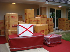 FULL SERVICE: Packing - Loading - Moving - Unloading - Unpacking - Placing