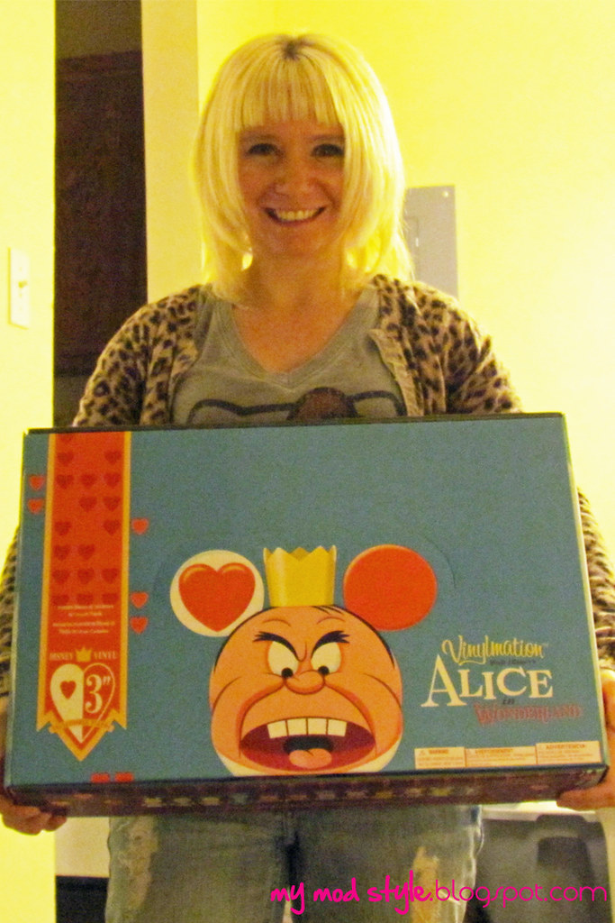 Vinylmations Alice & Me