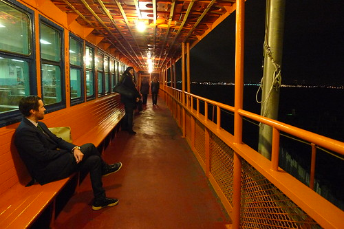 joe, the staten island ferry