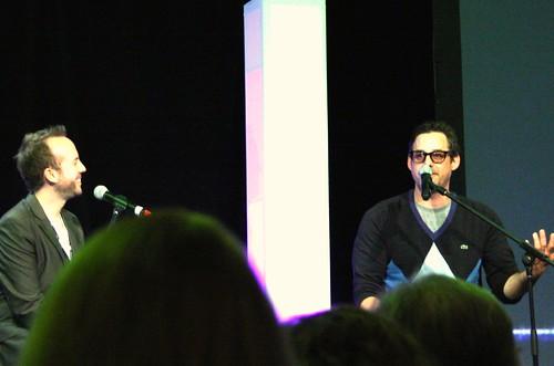 Nicholas Brandon (AKA Xander from Buffy) Q&A at Hal-Con 2011