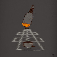 Hop Scotch (phildesignart) Tags: drunk beverage drinking scotch hopscotch