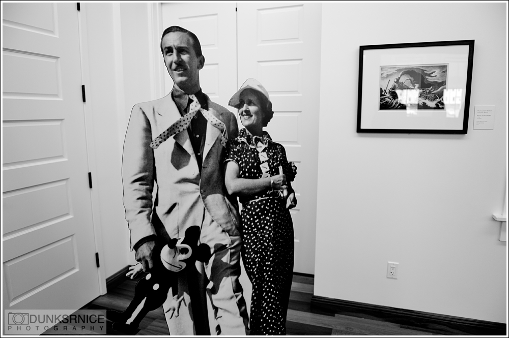 321 of 365 - Walt Disney Family Museum B&W
