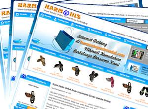 Grosir Sandal Online