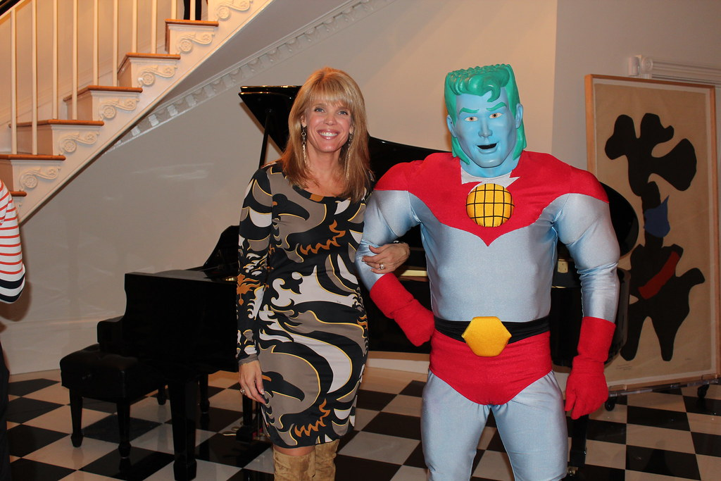 Captain Planet Foundation Patron Party