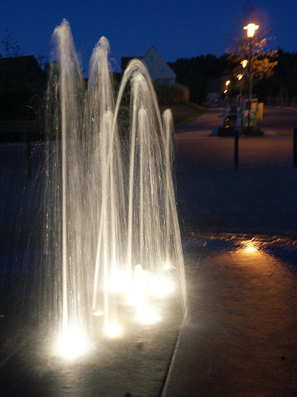 Springbrunnen Enderndorf