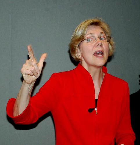 From flickr.com: Elizabeth Warren {MID-137057}